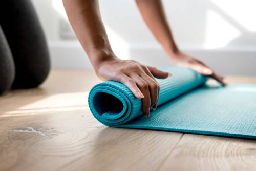 Consider Using Protective Mats for hardwood Floors