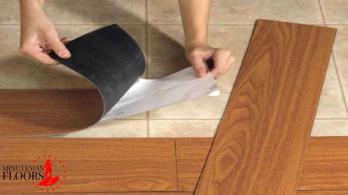 Installing Vinyl Plank Flooring By