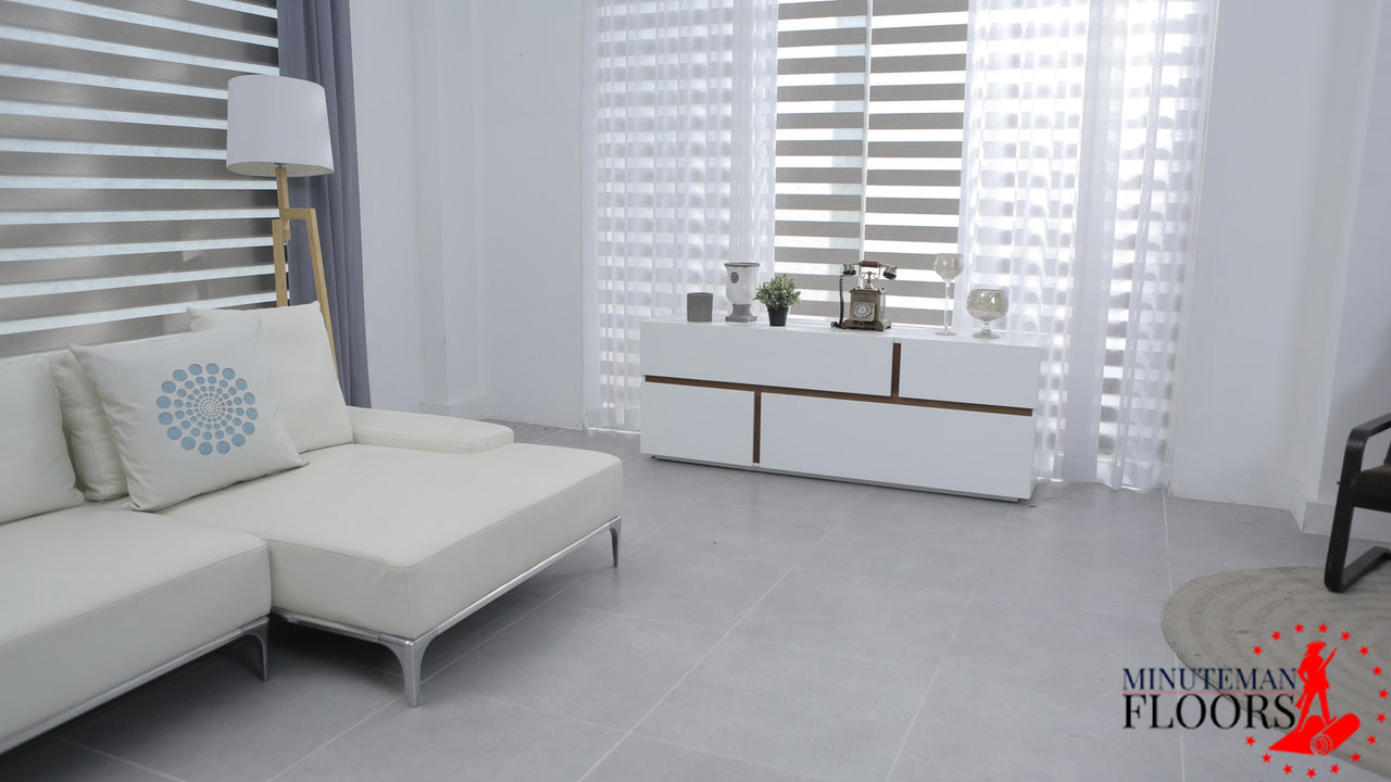 ceramic tiles are also a good choice for the floors of hotel rooms