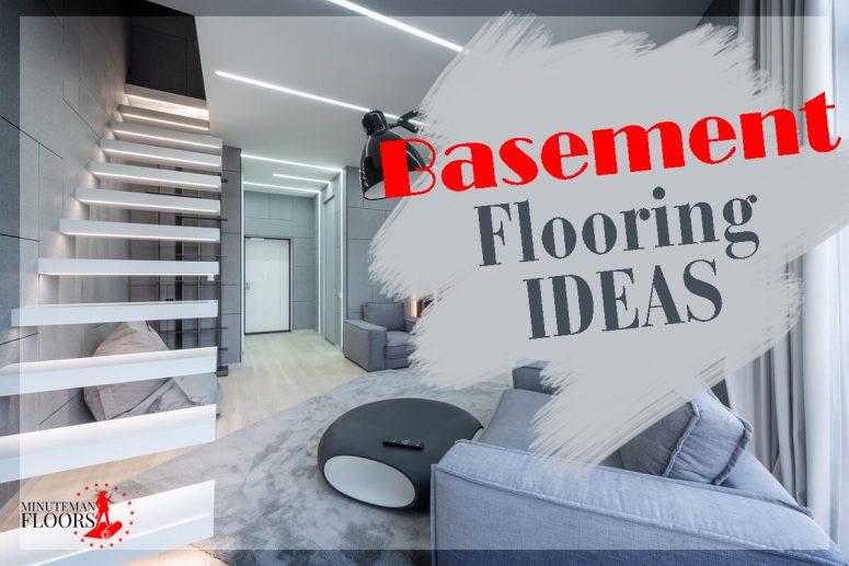 Basement Floorig