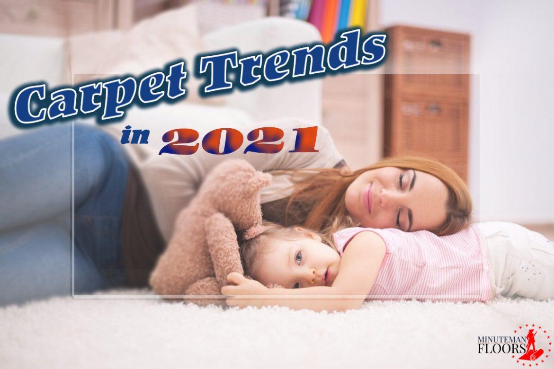 Carpet Flooring Trends