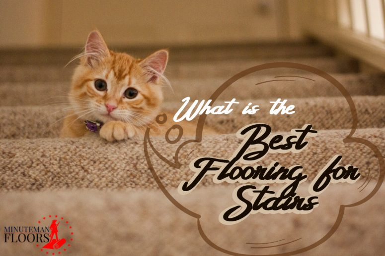 Best Flooring for Stairs Manchester NH