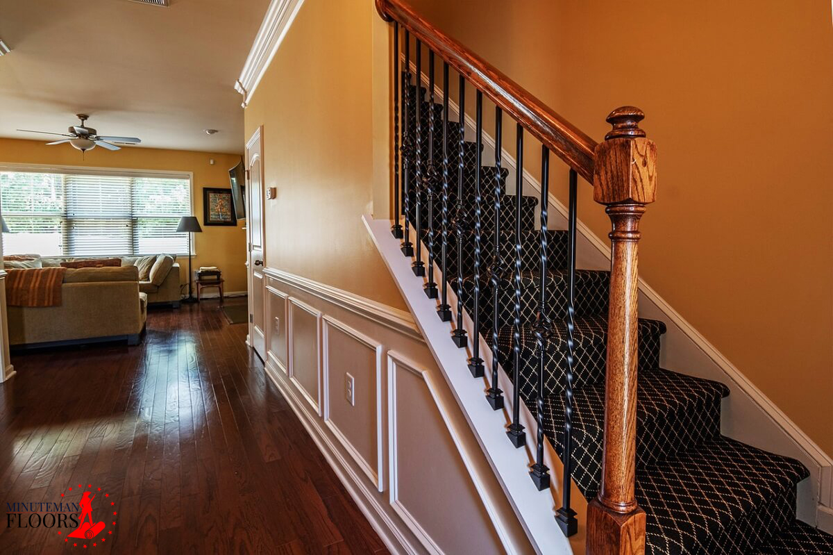 Flooring for Stairs in Manchester-NH
